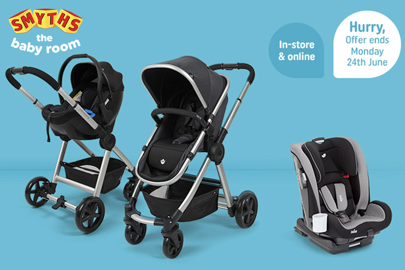 b04fa5e1af66 10 off Every £50 on ALL Car Seats and Travel Systems - Liverpool ...